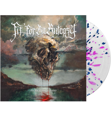 FIT FOR AN AUTOPSY - 'The Sea Of Tragic Beasts' LP