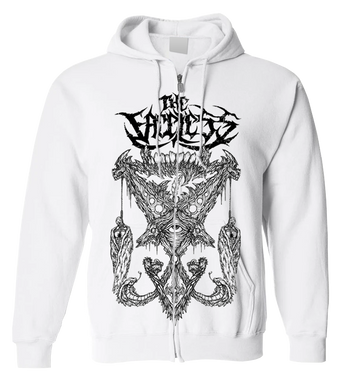 THE FACELESS - 'Sigil ov Flesh' Zip-Up Hoodie