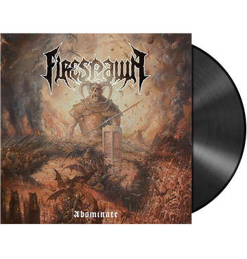 FIRESPAWN - 'Abominate' LP