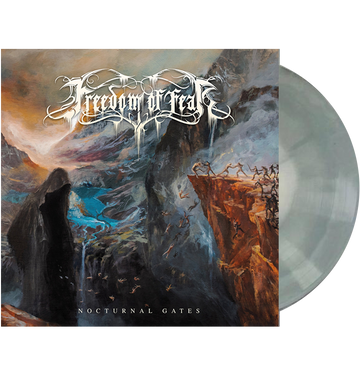 FREEDOM OF FEAR - 'Nocturnal Gates' LP