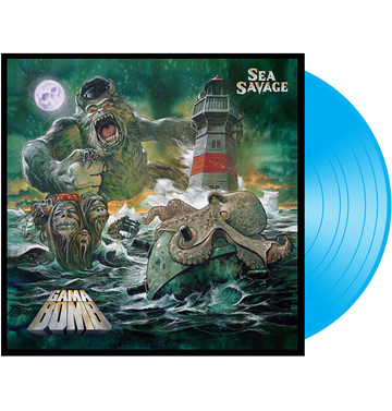 GAMA BOMB - 'Sea Savage' LP
