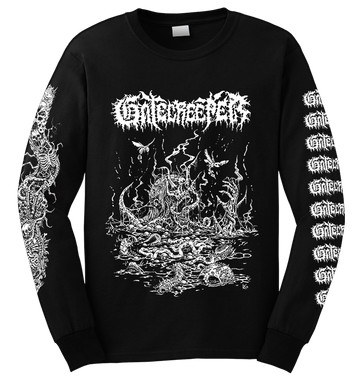 GATECREEPER - 'Deserted' Long Sleeve