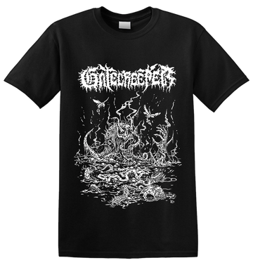 GATECREEPER - 'Deserted' T-Shirt