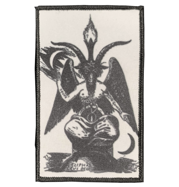 BAPHOMET - 'Baphomet' Patch