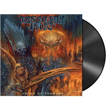 GENOCIDE PACT - 'Order Of Torment' LP