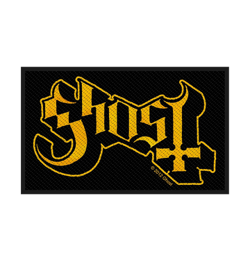 GHOST - 'Logo' Patch