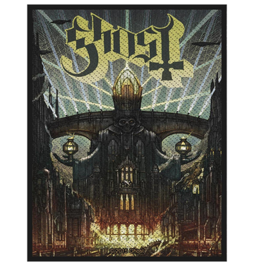 GHOST - 'Meliora' Patch