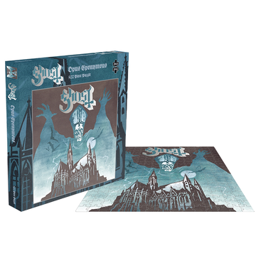 GHOST - 'Opus Eponymous' Puzzle
