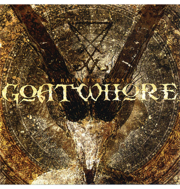 GOATWHORE - 'A Haunting Curse' CD