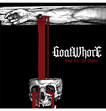 GOATWHORE - 'Blood for the Master' DigiCD