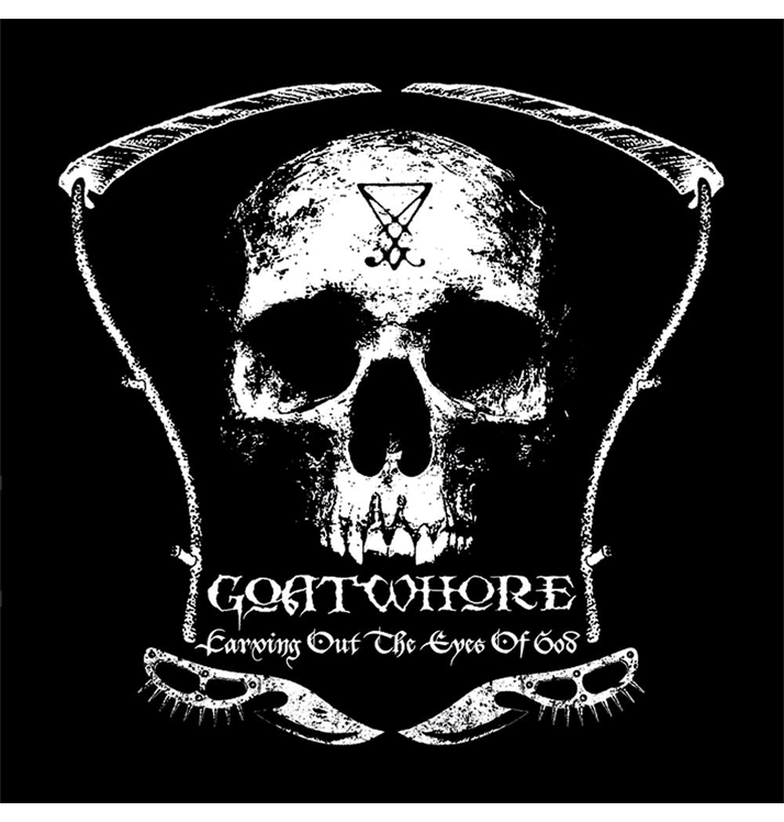GOATWHORE - 'Carving Out The Eyes Of God' DigiCD
