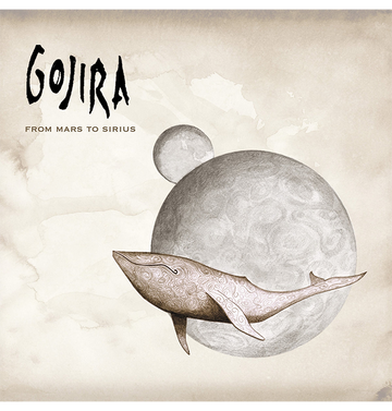 GOJIRA - 'From Mars to Sirius' CD
