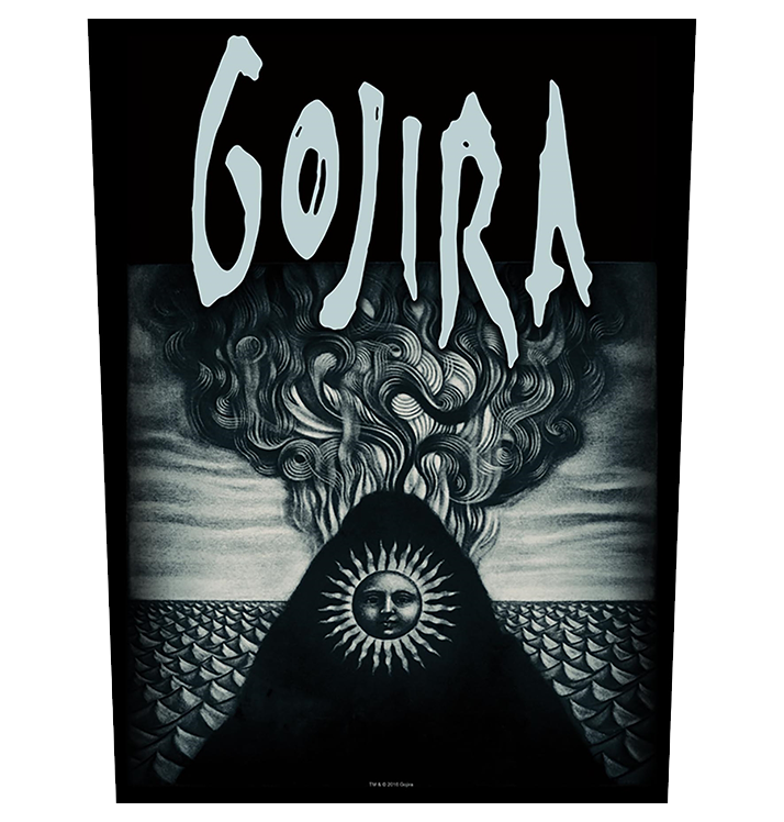 GOJIRA - 'Magma' Back Patch