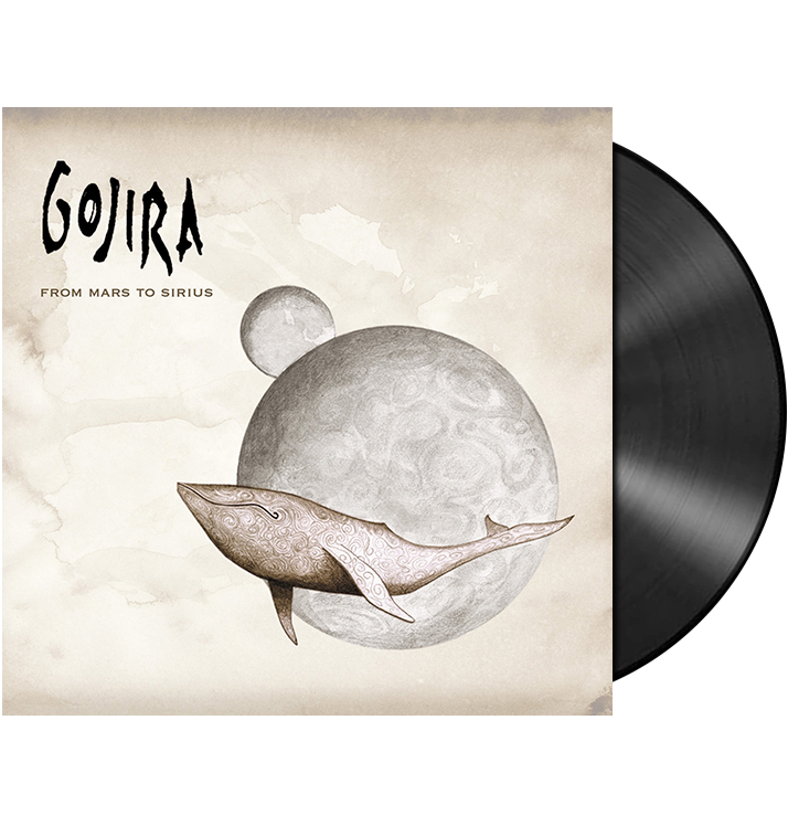 GOJIRA - 'From Mars To Sirius' 2xLP
