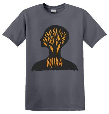GOJIRA - 'Headcase' T-Shirt