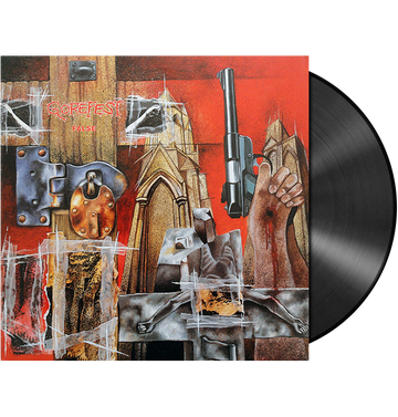 GOREFEST - 'False' LP