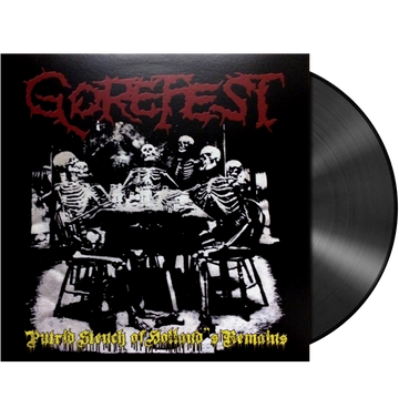 GOREFEST - 'Putrid Stench Of Holland's Remains' 2xLP