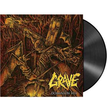 GRAVE - 'Dominion VIII' LP