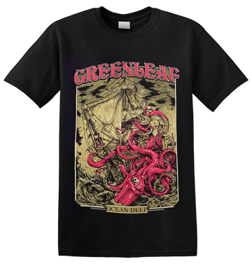 GREENLEAF - 'Squid' T-Shirt