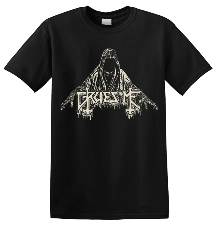 GRUESOME - 'Hooded Death' T-Shirt