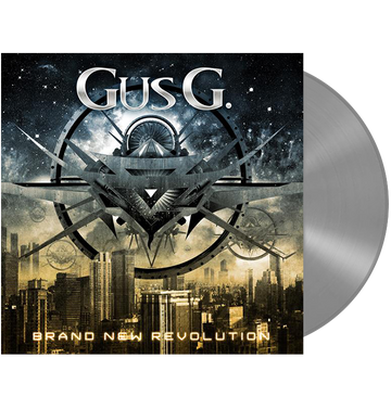 GUS G - 'Brand New Revolution' LP