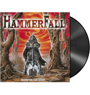 HAMMERFALL - 'Glory to the Brave' LP