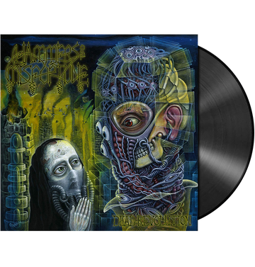 HAMMERS OF MISFORTUNE - 'Dead Revolution' LP