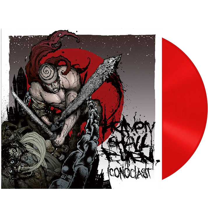 HEAVEN SHALL BURN - 'Iconoclast' 2xLP