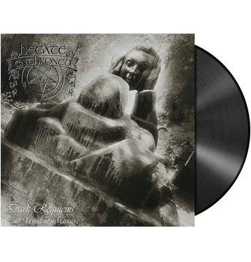 HECATE ENTHRONED - 'Dark Requiems and Unsilent Massacre' LP