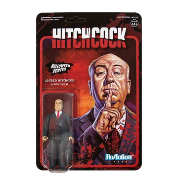 ALFRED HITCHCOCK - 'Alfred Hitchcock' (Blood Splatter) ReAction Figure