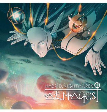 HYBRID NIGHTMARES - 'Almagest' DigiCD