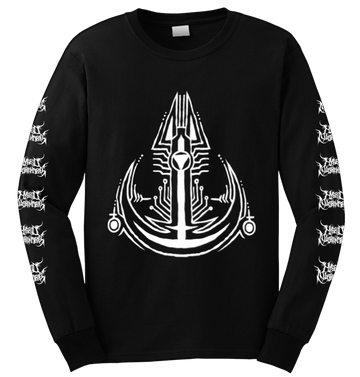 HYBRID NIGHTMARES - 'Please Let Me Die' Long Sleeve