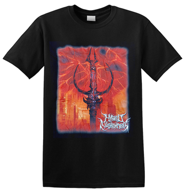 HYBRID NIGHTMARES - 'The Fourth Age' T-Shirt