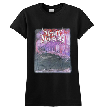 HYBRID NIGHTMARES - 'The Second Age' Ladies T-Shirt