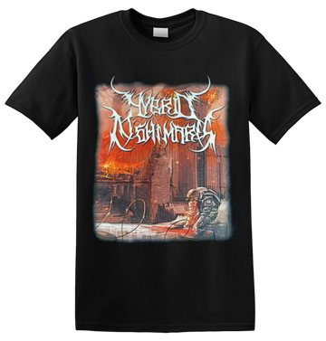 HYBRID NIGHTMARES - 'The Third Age' T-Shirt