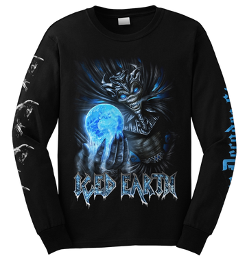 ICED EARTH - '30th Anniversary' Long Sleeve