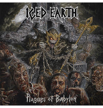 ICED EARTH - 'Plagues Of Babylon' Digibox
