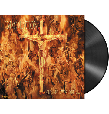 IMMOLATION - 'Close To A World Below' LP