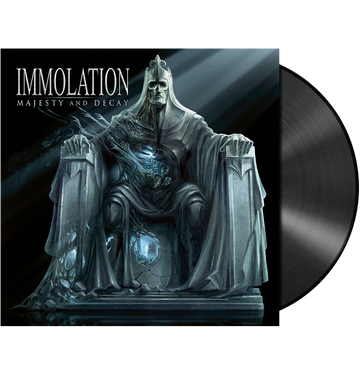 IMMOLATION - 'Majesty And Decay' LP