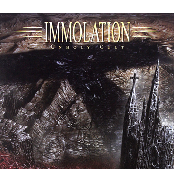 IMMOLATION - 'Unholy Cult - Deluxe' DigiCD/DVD