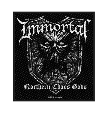 IMMORTAL - 'Northern Chaos Gods' Patch