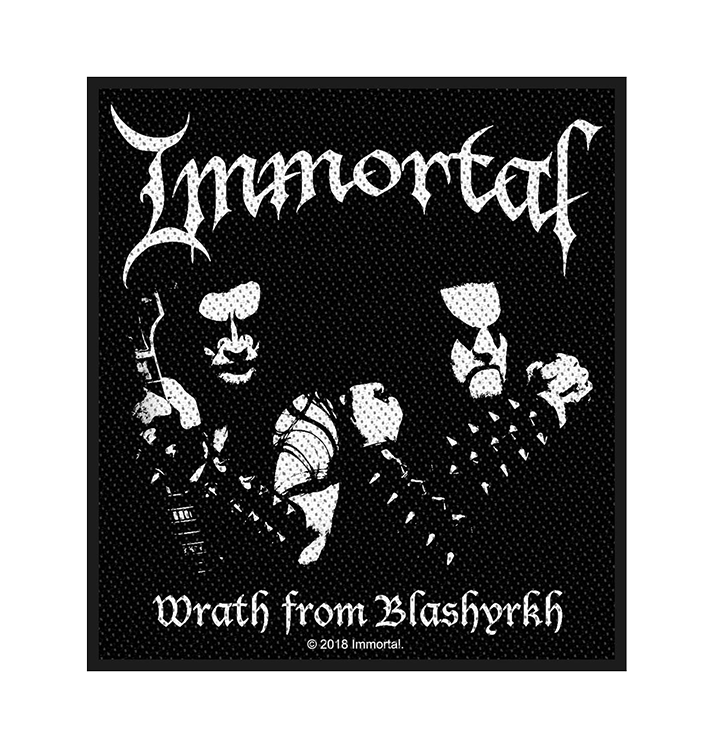 IMMORTAL - 'Wrath Of Blashyrkh' Patch
