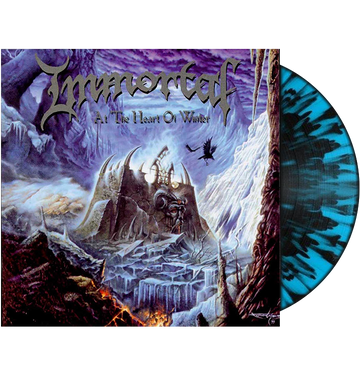 IMMORTAL - 'At The Heart Of Winter' LP