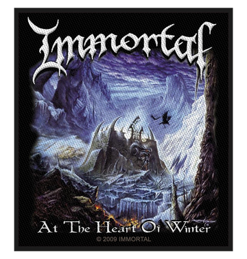 IMMORTAL - 'At The Heart Of Winter' Patch