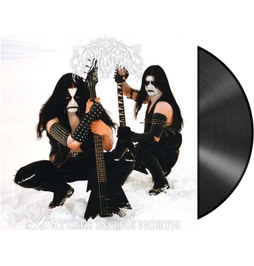 IMMORTAL - 'Battles In The North' LP