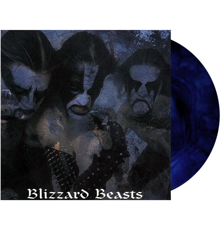 IMMORTAL - 'Blizzard Beasts' LP