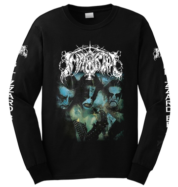 IMMORTAL - 'Blizzard Beasts' Long Sleeve
