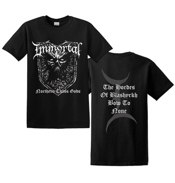 IMMORTAL - 'Northern Chaos Gods' T-Shirt