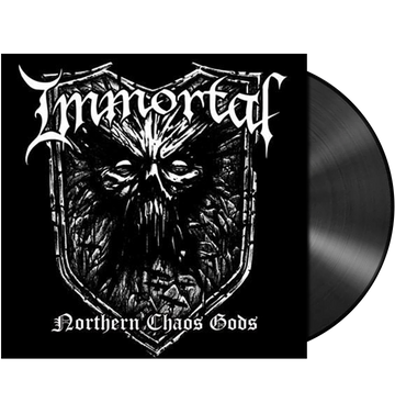 IMMORTAL - 'Northern Chaos Gods' LP
