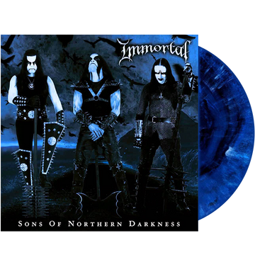IMMORTAL - 'Sons Of Northern Darkness' 2xLP